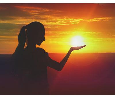 神・太陽の象徴