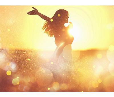 太陽からのエナジー